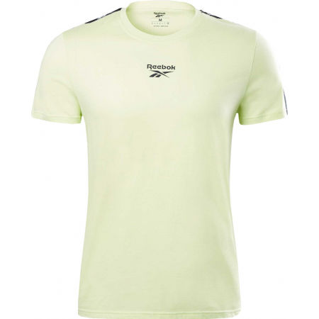 Reebok TRAINING RESSENTIALS TAPE TEE - Men's T-Shirt