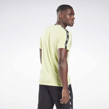 Men's T-Shirt - Reebok TRAINING RESSENTIALS TAPE TEE - 3