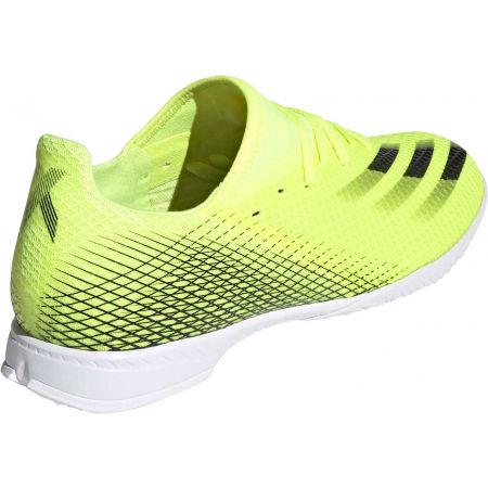 Halowe obuwie piłkarskie męskie - adidas X GHOSTED.3 IN - 6