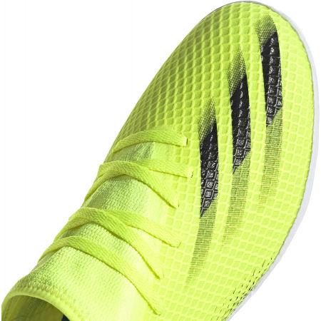 Halowe obuwie piłkarskie męskie - adidas X GHOSTED.3 IN - 8