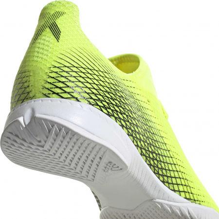 Halowe obuwie piłkarskie męskie - adidas X GHOSTED.3 IN - 9