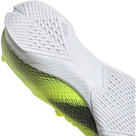 Halowe obuwie piłkarskie męskie - adidas X GHOSTED.3 IN - 10