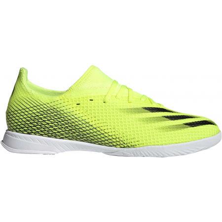 Halowe obuwie piłkarskie męskie - adidas X GHOSTED.3 IN - 2