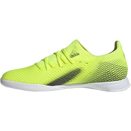 Halowe obuwie piłkarskie męskie - adidas X GHOSTED.3 IN - 3