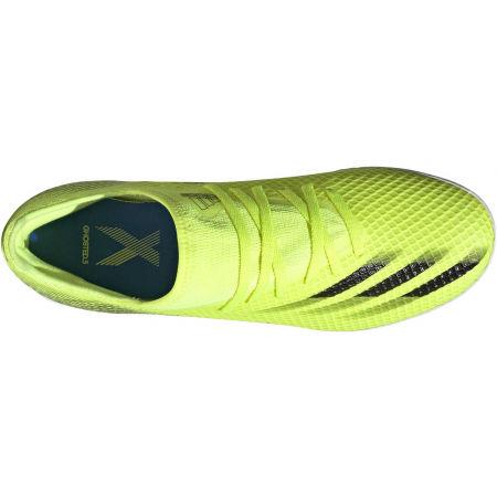 Halowe obuwie piłkarskie męskie - adidas X GHOSTED.3 IN - 4