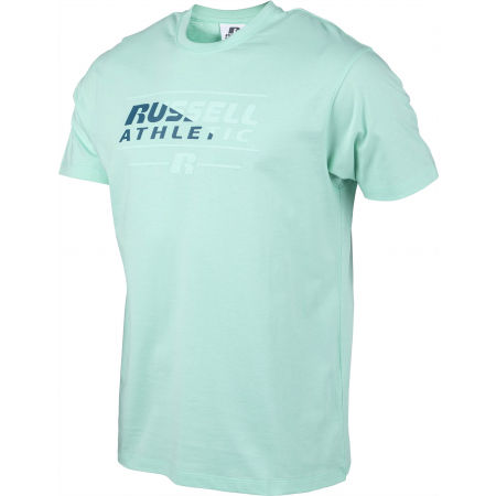 Koszulka męska - Russell Athletic R FADED S/S TEE - 2
