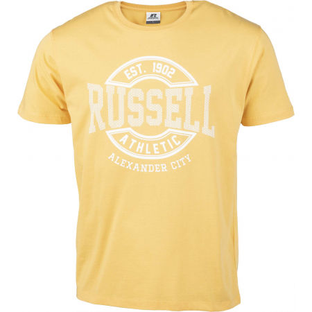 Russell Athletic EST 1902 TEE - Men's T-Shirt