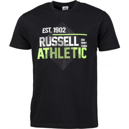Russell Athletic DIAMOND S/S 1902 TEE - Herrenshirt