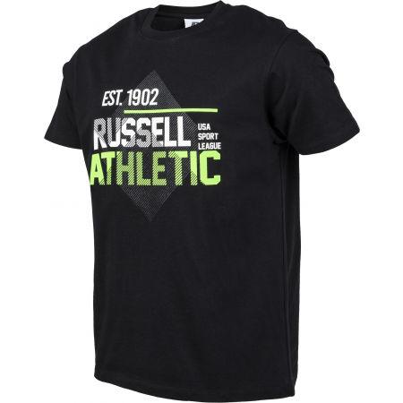Мъжка тениска - Russell Athletic DIAMOND S/S 1902 TEE - 2