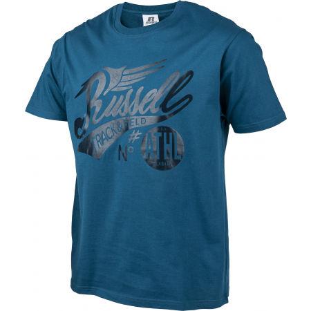 Мъжка тениска - Russell Athletic TRACK FIELD S/S TEE - 2