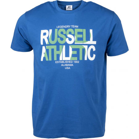 Russell Athletic LEGENDARY TEAM TEE - Koszulka męska