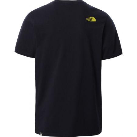 Pánské triko - The North Face EASY TEE - 2