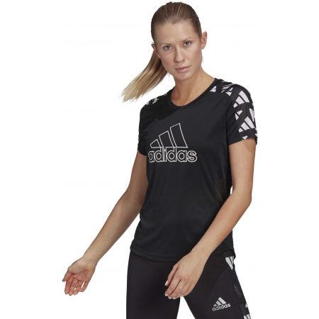 Дамска тениска - adidas CELEB TEE - 3