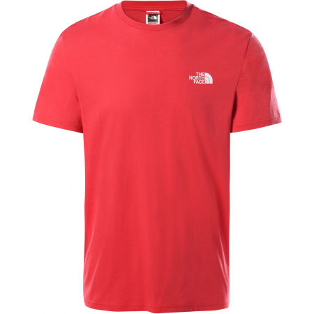 The North Face M S/S SIMPLE DOME TEE - Herren T-Shirt