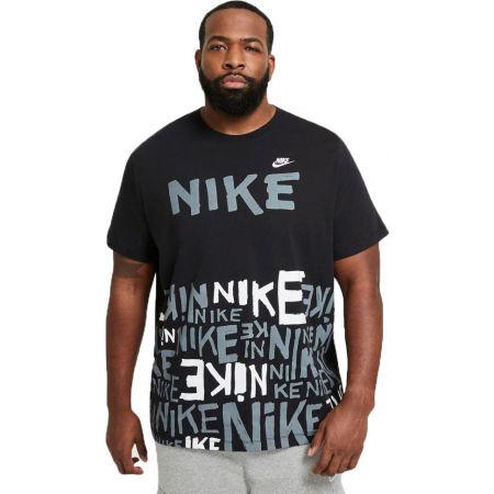 Nike NSW TEE PRINTED AOP HBR M - Men's T-Shirt