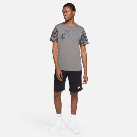 Мъжка тениска - Nike NSW TEE FUTURA CLUB FILL M - 4