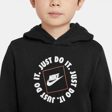 Bluza chłopięca - Nike NSW JDI HOODIE B - 4