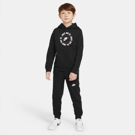 Bluza chłopięca - Nike NSW JDI HOODIE B - 8