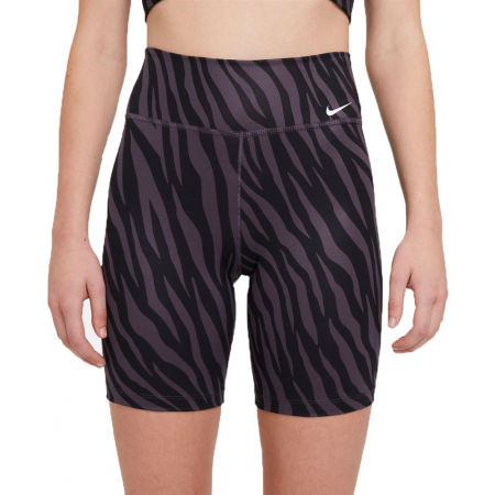 Nike ONE 7'' AOP ICNCLSH SH W - Spodenki treningowe damskie