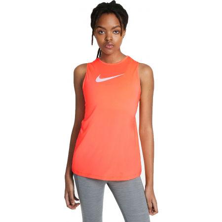Nike NP TANK ESSNTL OPEN BCK GX W - Dámské sportovní tílko