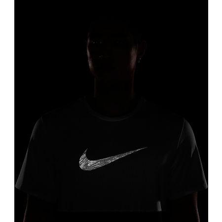 Pánské běžecké tričko - Nike BREATHE RUN TOP SS WR GX M - 5