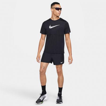Pánské běžecké tričko - Nike BREATHE RUN TOP SS WR GX M - 6