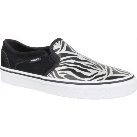 Vans WM ASHER - Дамски slip-on гуменки