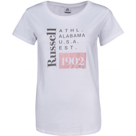 Russell Athletic S/S CREWNECK TEE - Women's T-shirt