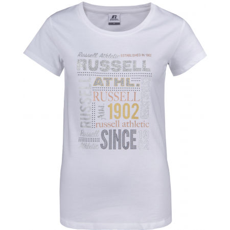 Russell Athletic RUSSELL MIX S/S TEE - Dámské tričko