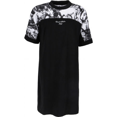 Russell Athletic AOP BI COLOUR TEE DRESS