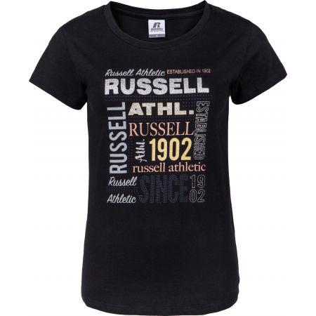 Russell Athletic RUSSELL MIX S/S TEE - Koszulka damska
