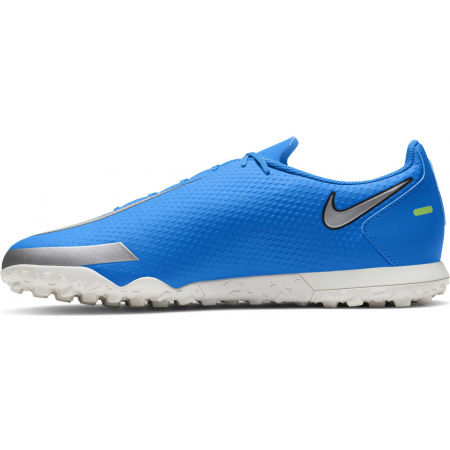 Мъжки футболни обувки - Nike PHANTOM GT CLUB TF BLU - 2