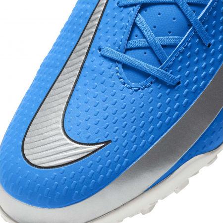 Мъжки футболни обувки - Nike PHANTOM GT CLUB TF BLU - 6