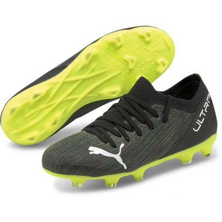 Puma ULTRA 3.2 FG/AG JR - Obuwie piłkarskie dziecięce