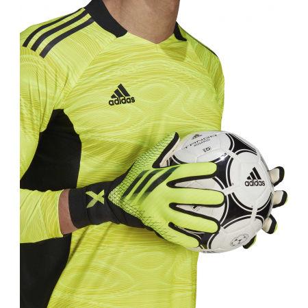 Pánské brankářské rukavice - adidas X LEAGUE - 5