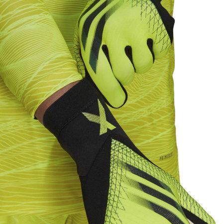 Pánské brankářské rukavice - adidas X LEAGUE - 6