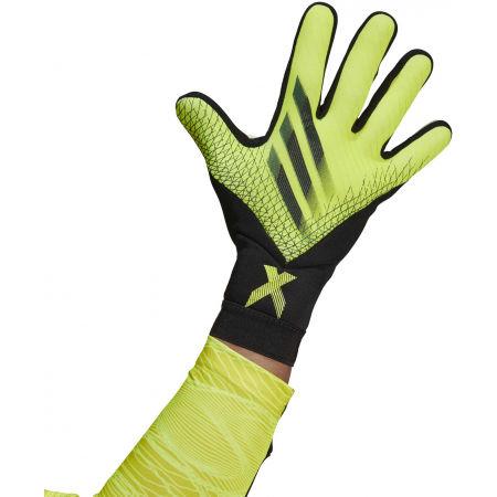 adidas X LEAGUE - Pánske brankárske rukavice