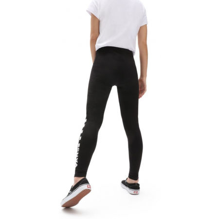 Women's leggings - Vans WM CHALKBOARD CLASSIC LEGGING - 3
