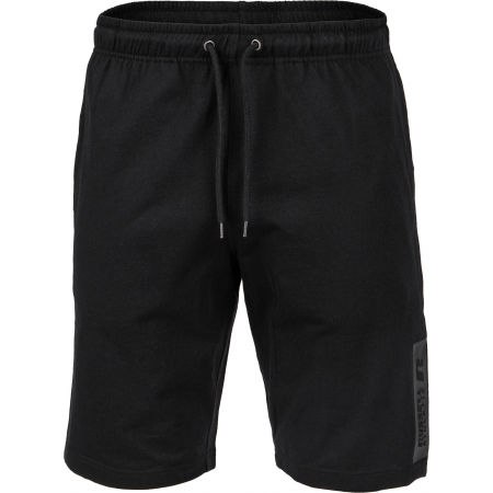 Russell Athletic SLANTED R LOGO SHORTS - Men's shorts