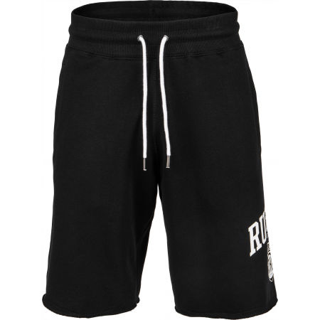 Russell Athletic ATH COLLEGIATE RAW SHORT - Spodenki męskie