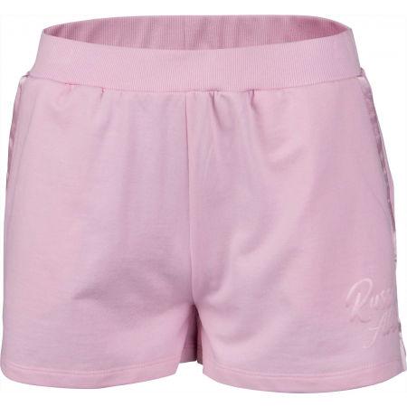Russell Athletic SL SATIN LOGO SHORT - Dámske šortky