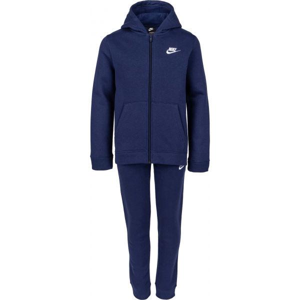 Nike NSW TRK SUIT CORE BF B - Chlapčenská tepláková súprava