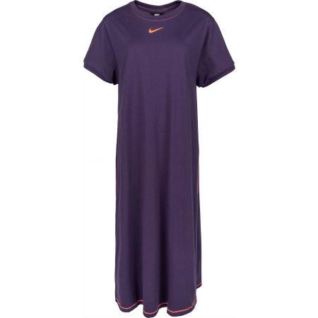 Nike NSW ICN CLSH MAXI DRS PLUS W - Plus-size women's dress