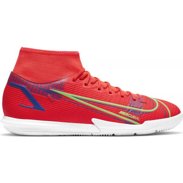 Nike MERCURIAL SUPERFLY 8 ACADEMY IC  12 - Pánska halová obuv