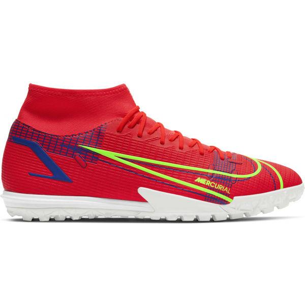 Nike MERCURIAL SUPERFLY 8 ACADEMY TF  11 - Pánske turfy