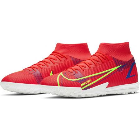 Obuwie piłkarskie męskie - Nike MERCURIAL SUPERFLY 8 ACADEMY TF - 3