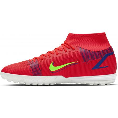 Obuwie piłkarskie męskie - Nike MERCURIAL SUPERFLY 8 ACADEMY TF - 2