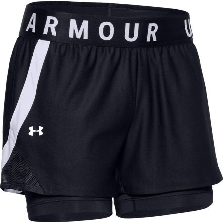 Under Armour PLAY UP 2-IN SHORTS - Șort damă