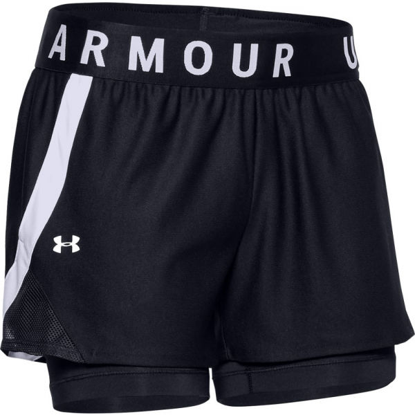 Under Armour PLAY UP 2-IN SHORTS  L - Dámske šortky