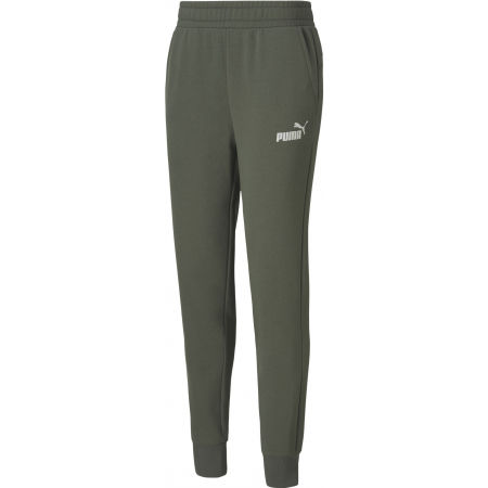 Men's sports sweatpants - Puma ESS LOGO PANTS FL - 1